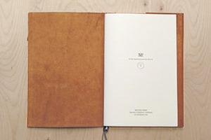 Новая марка: Блокноты ручной работы NB!