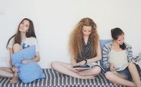 Дом моды: Квартира, где живут модели агентства IQ Models