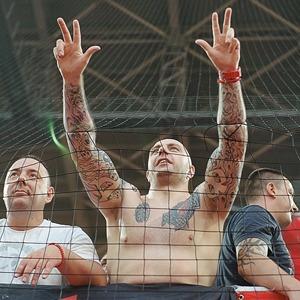 Фоторепортаж: Матч открытия нового стадиона «Спартака»