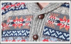 Морозные узоры: свитера fair isle