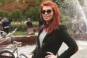 Детали: Репортаж с велозаезда Tweed Ride Moscow