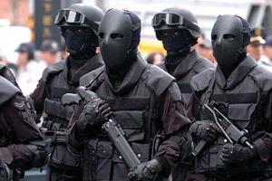 В ужасной форме: 7 видов военной экипировки, способной запугать до смерти