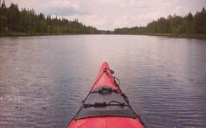 Фоторепортаж: Как я плавал на каяке