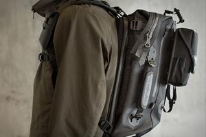Инвентарь: Модульный рюкзак фирмы Ember