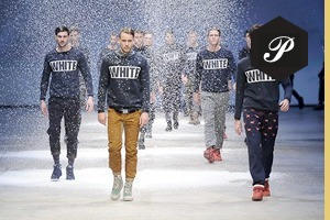 Показы Kenzo и White Mountaineering на выставке Pitti Uomo 2013