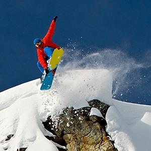Фотопроект: 10 лет катания по самым экстремальным горам планеты