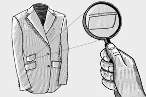 Внимание к деталям: Для чего нужен дополнительный карман на пиджаке