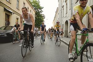 Детали: Репортаж с велозабега Last Is Least Race в Питере