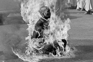 За кадром: История 5 культовых снимков из архива World Press Photo