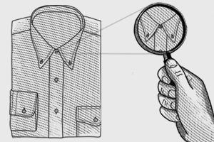 Внимание к деталям: Как появился и для чего нужен воротник button-down