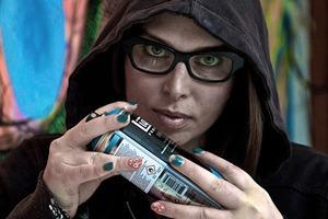 Пусси райтинг: Интервью со шведской художницей Каролиной Фалкольт