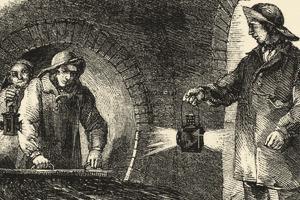 Воскресное чтение: Лондонская подземка как источник ужасов и мистических преданий