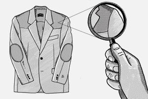 Внимание к деталям: Для чего нужны заплатки на пиджаках
