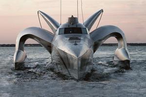 Космические корабли: 5 лодок будущего —от личных «акул» до лайнера-государства
