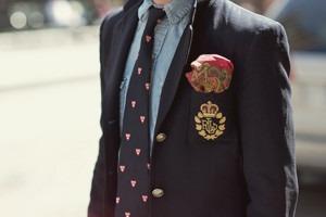 Как правильно носить и выбирать блейзеры — пиджаки на медных пуговицах