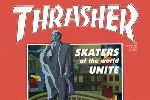 Письма советских скейтбордистов в американский журнал Thrasher