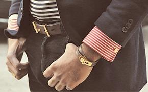 Козырь в рукаве: мужские запонки