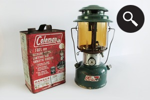 Находка недели: Бензиновая лампа Coleman