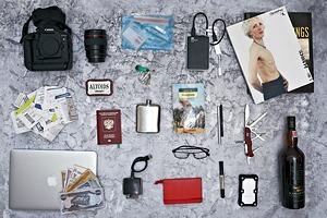 Личный состав: Предметы фотографа Максима Авдеева