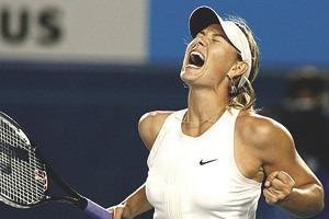 Кричалки: Рейтинг самых громких теннисисток