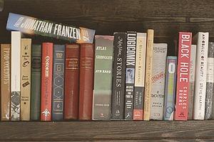 Книжная полка: Любимые книги героев журнала FURFUR