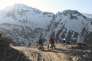 Царь горы: Как я путешествовал по Гималаям на мотоцикле