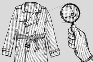 Внимание к деталям: Зачем нужна накладка на правом плече тренча