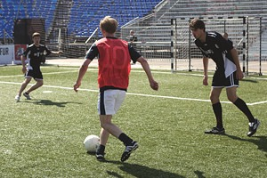 Детали: Репортаж с футбольного турнира магазина FOTT