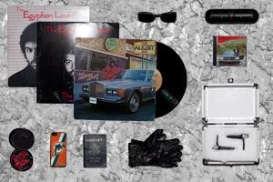 Личный состав: Предметы хип-хоп-музыканта The Egyptian Lover