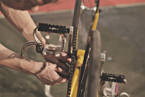 Детали: Репортаж с гонки Fixed Gear Moscow