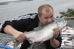 Как правильно сфотографировать улов