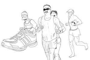 На скорую ногу: Как одеться на пробежку
