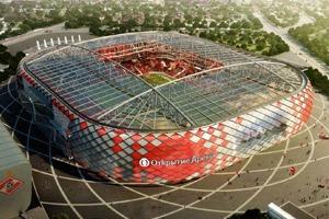 Открытие «Открытия»: Как устроен новый стадион «Спартака»