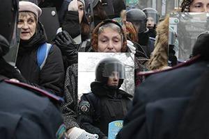 Протестное искусство на Майдане: Плакаты, перформансы, стрит-арт