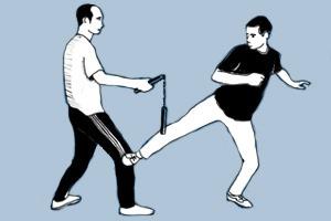 Игра в защите: 7 приемов самообороны