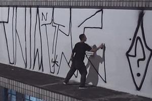 Всё о пишасау — бразильской технике уличной каллиграфии