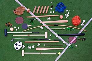 Ревизия спортивного инвентаря для игр на открытом воздухе