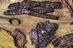 Сухой закон: Путеводитель по джерки, знаменитой закуске из высушенного мяса
