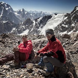 Встреча с личным богом: Фоторепортаж из похода в горы Таджикистана