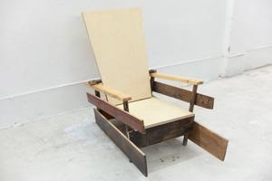 Как сделать деревянное кресло своими руками