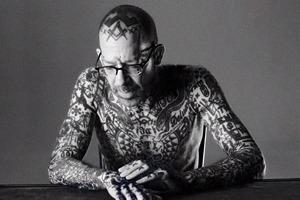Как Дункан Икс изменил мир современной татуировки