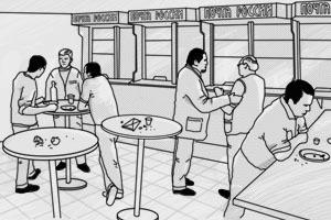 Как превратить «Почту России» в сеть питейных заведений
