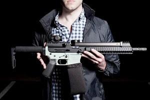 Кто и зачем стал печатать винтовки на 3D-принтерах