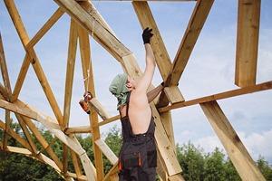 Фоторепортаж: Строительство объектов фестиваля Outline