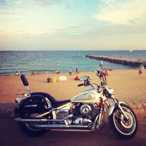 «Отсутствие денег — не повод отказываться от мечты»: Бюджетное путешествие по Европе на мотоцикле