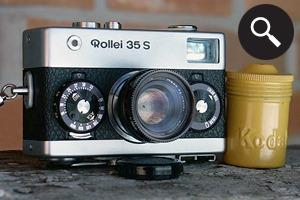 Находка недели: Компактная фотокамера Rollei 35