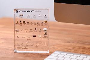 Инвентарь: Карманный набор окаменелостей Mini Museum