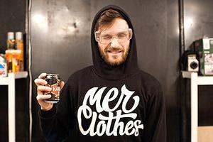 Новая марка: Куртки, худи и футболки «Меч»