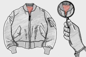 Внимание к деталям: Для чего подкладку пилотских курток красят в оранжевый цвет