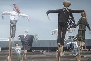 Даже пугало должно быть модным: Самые красивые вещи итальянской Pitti Uomo